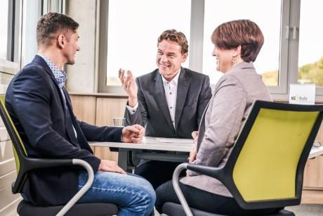Kommunikation und Verkauf