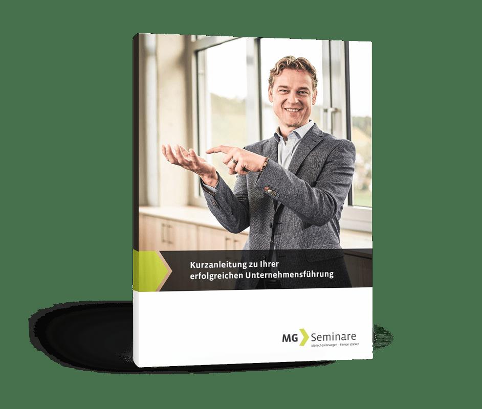MG Seminare Unternehmensführung Ebook