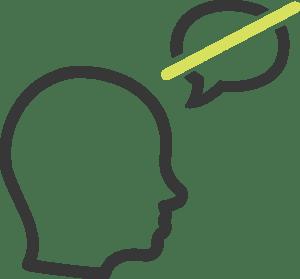 MG Seminare non-verbale Kommunikation Icon