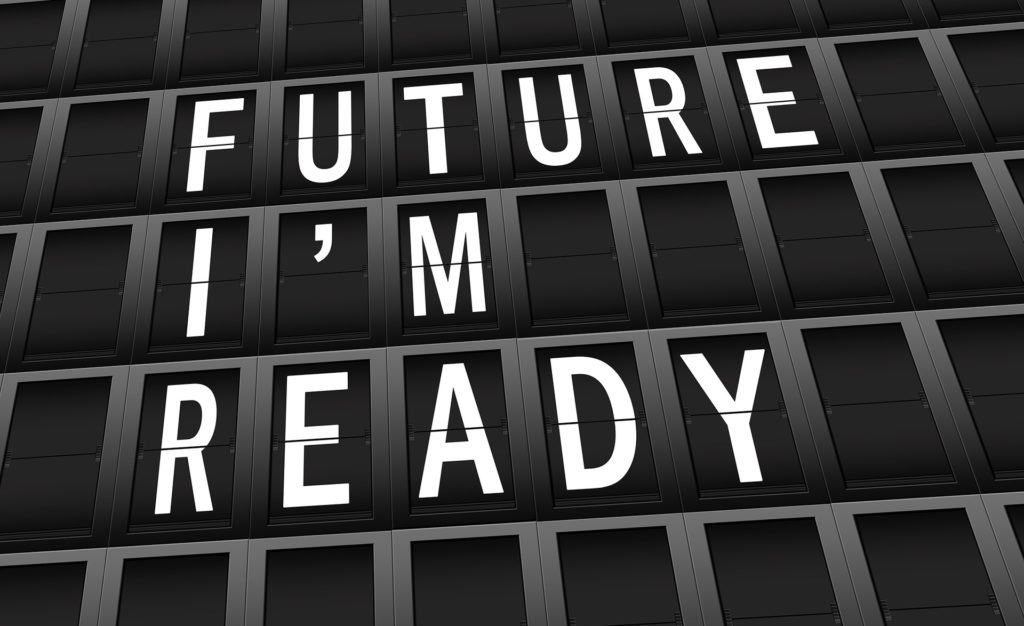 Ready for future!