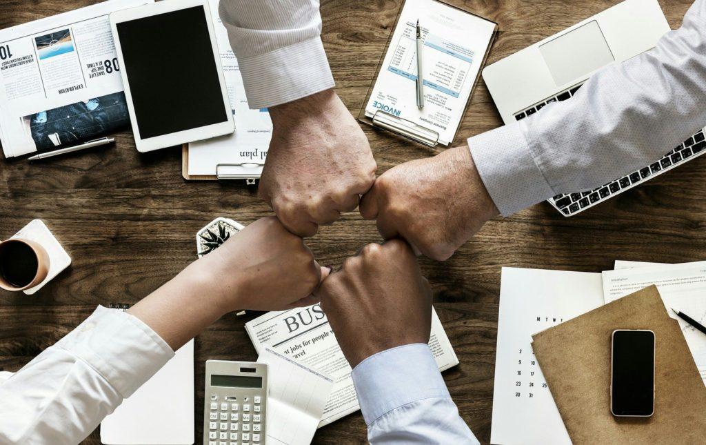 Gemeinsam auf Erfolgskurs