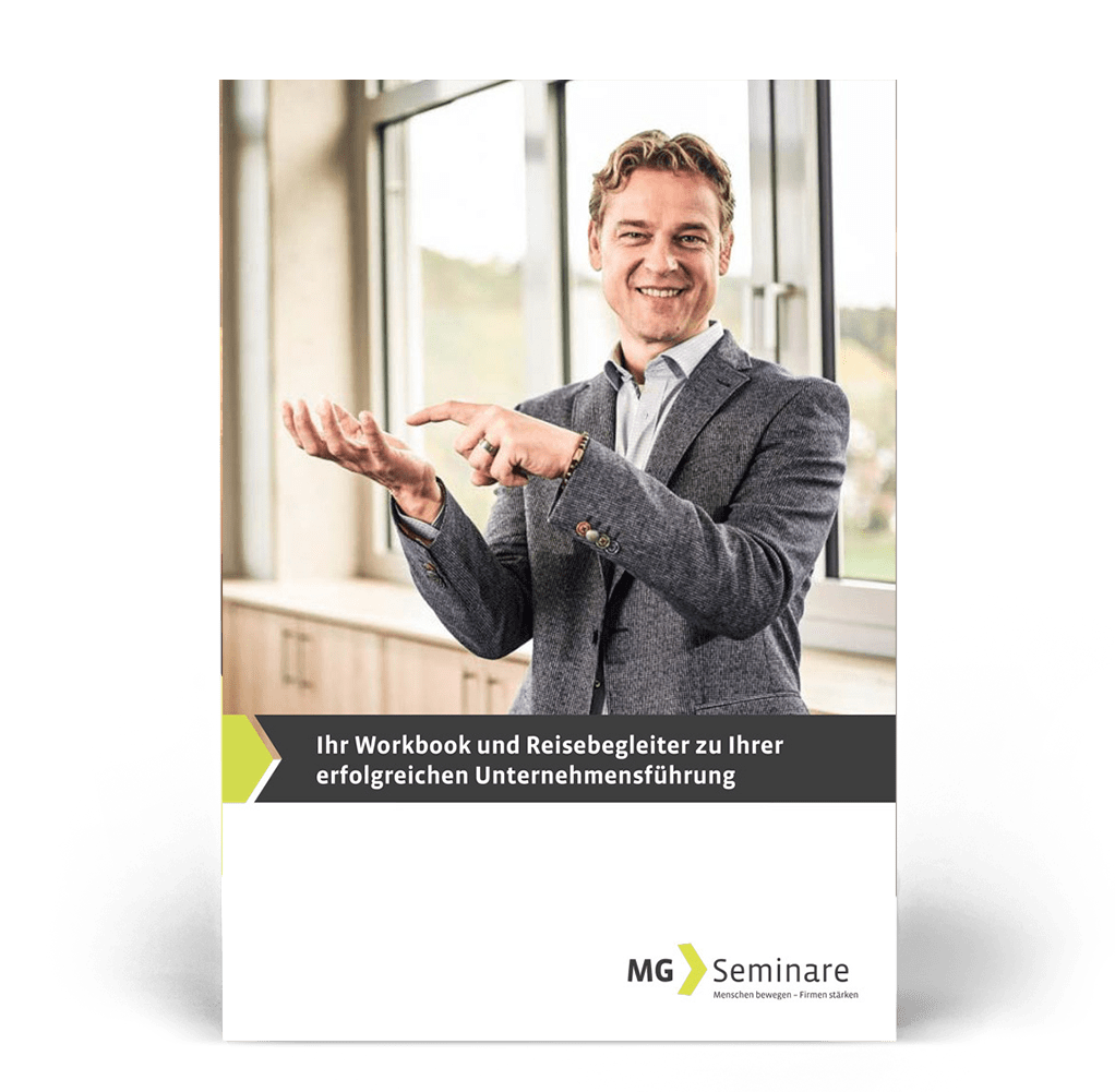 Mockup Ebook Unternehmensführung
